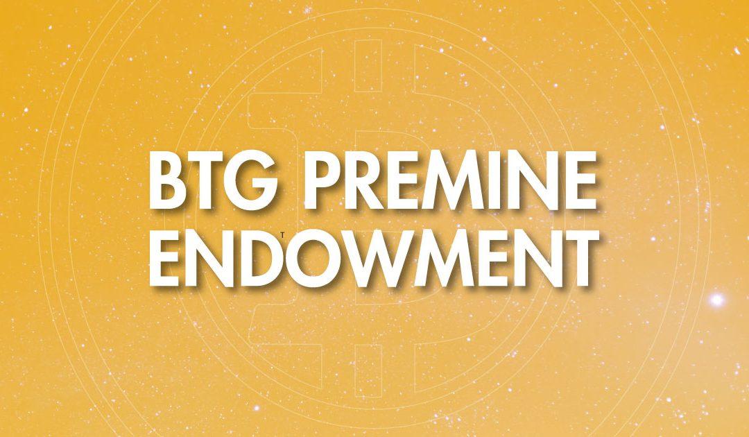 Bitcoin Gold Premine