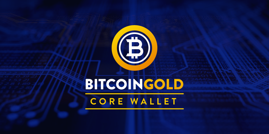 BTG Core Wallet v0.17.1