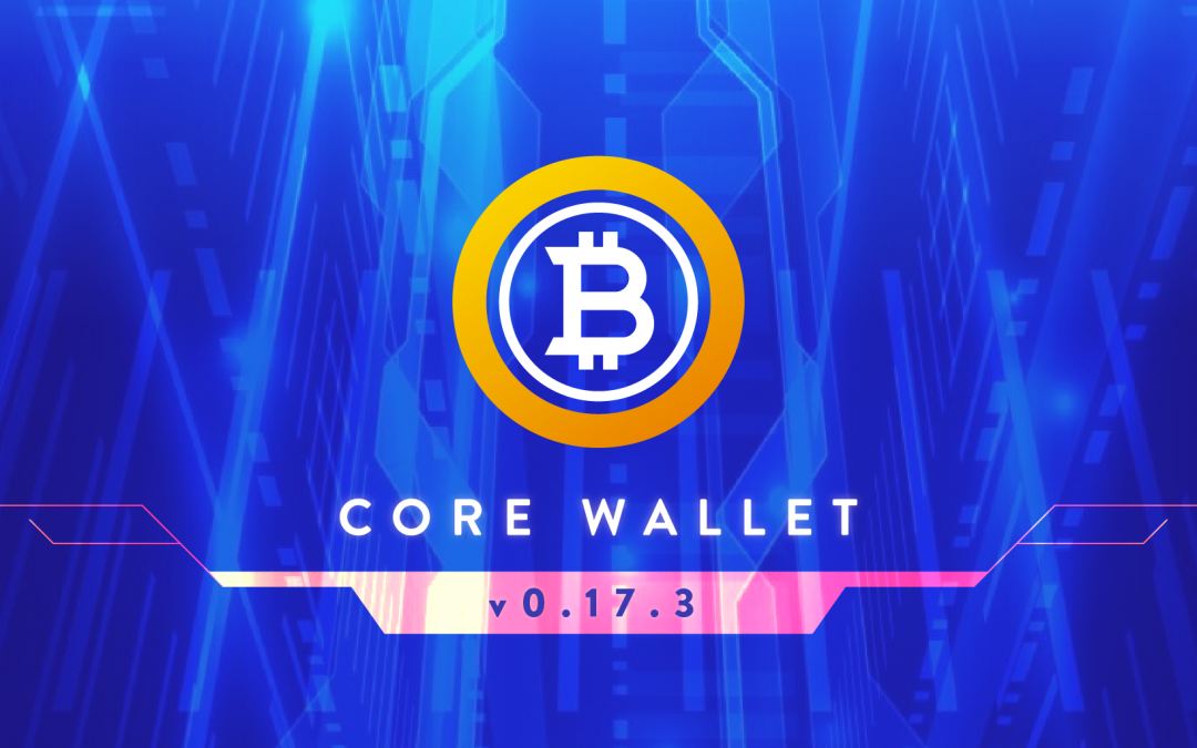 BTG Core Wallet v0.17.3