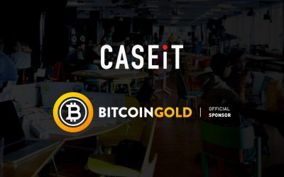 Bitcoin Gold is an Official Sponsor of the 2018 CaseIT Competition!