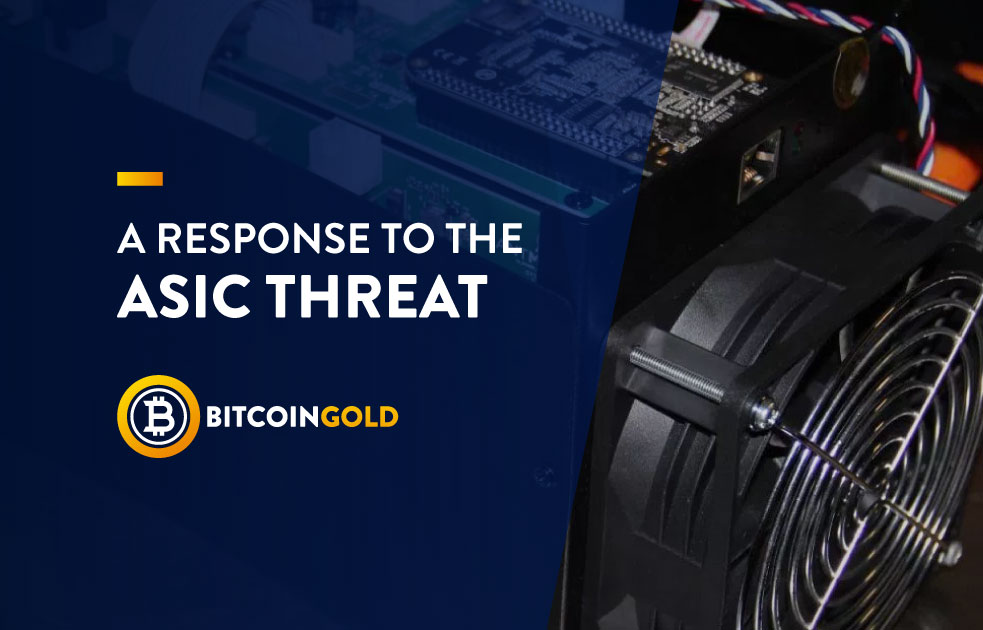 A Response to the ASIC Threat