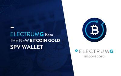 ElectrumG – an SPV wallet for Bitcoin Gold