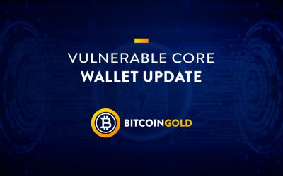 Vulnerable Core Wallet Update